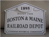 Municipal Historic House Marker Sign