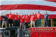Stoneham Firefighters 2014 Touch a Truck Event for Muscular Dystrophy