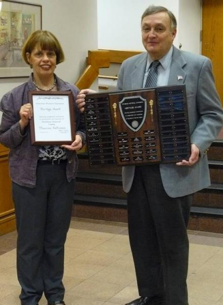 2011 Heritage Award Winners