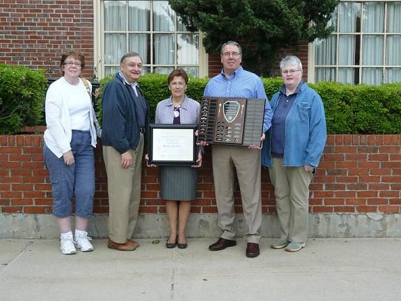 2013 Heritage Award Winners
