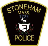 Stoneham Mass. Police 1725 Patch