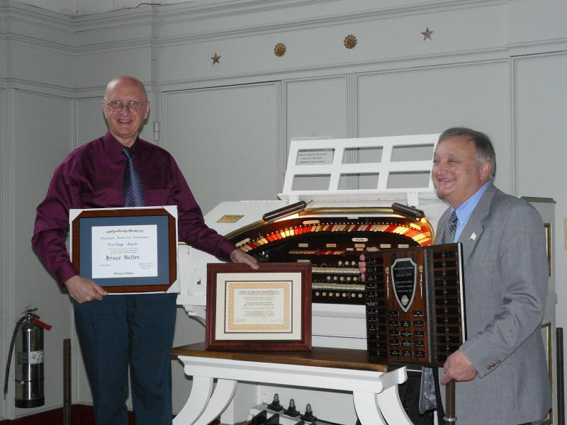 2012 Heritage Award Winners